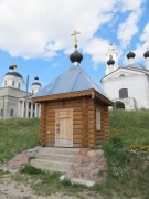 Неизвестная часовня - Успенский - Ковернинский район - Нижегородская область