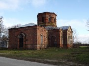 Церковь Покрова Пресвятой Богородицы - Медведи - Красногорский район - Брянская область