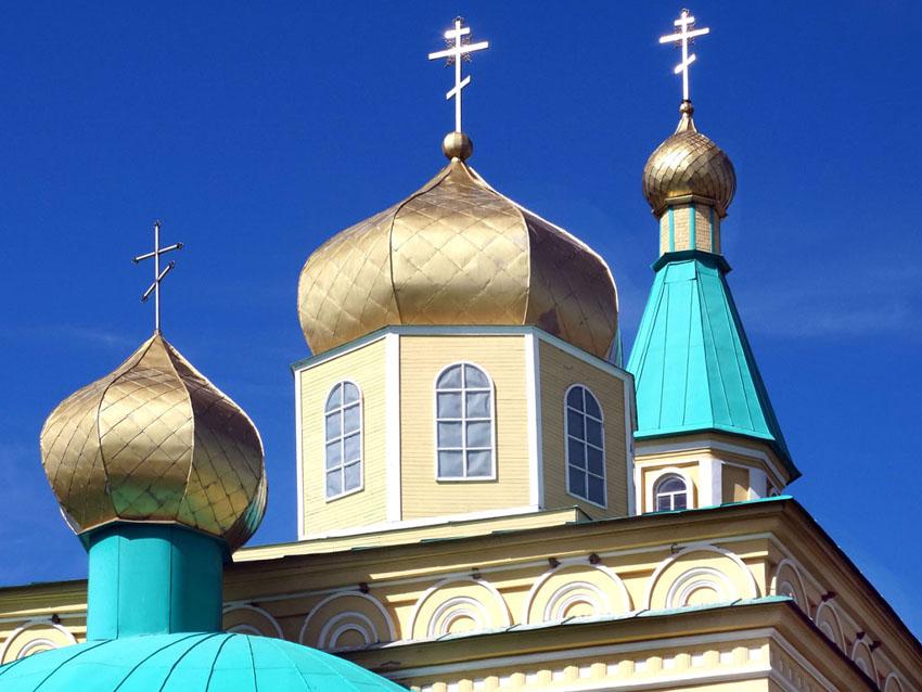 Церковь Никиты мученика, Дубовый Овраг