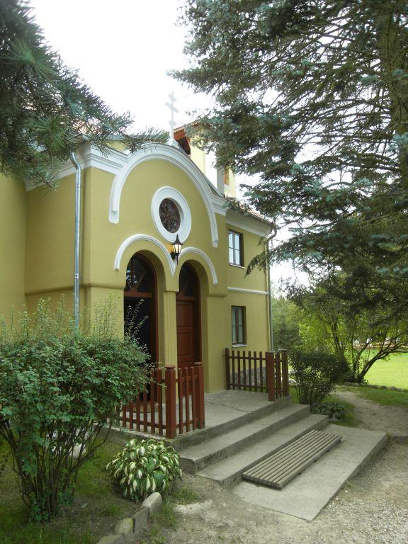Троицкий Войновский старообрядческий монастырь, Войново