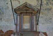 Новомертовка, урочище. Михаила Архангела, церковь