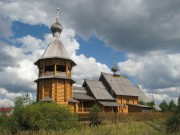Церковь Покрова Пресвятой Богородицы - Молоково - Орехово-Зуевский городской округ - Московская область