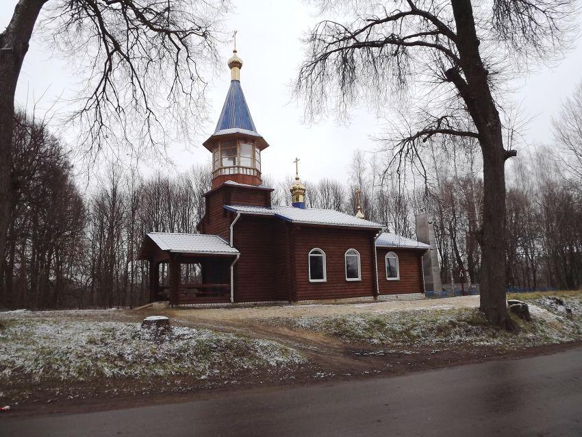Церковь Рождества Пресвятой Богородицы, Пятовск