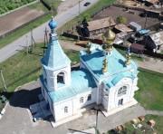 Малая Минуса. Казанской иконы Божией Матери, церковь