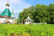 Часовня Богоявления Господня - Опарино - Сергиево-Посадский городской округ - Московская область