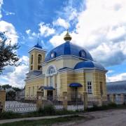 Кулебаки. Николая Чудотворца (новая), церковь