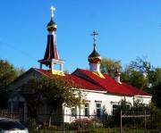 Церковь Пантелеимона Целителя - Озеро Карачи - Чановский район - Новосибирская область