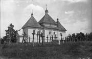 Церковь Георгия Победоносца - Давид-Городок - Столинский район - Беларусь, Брестская область