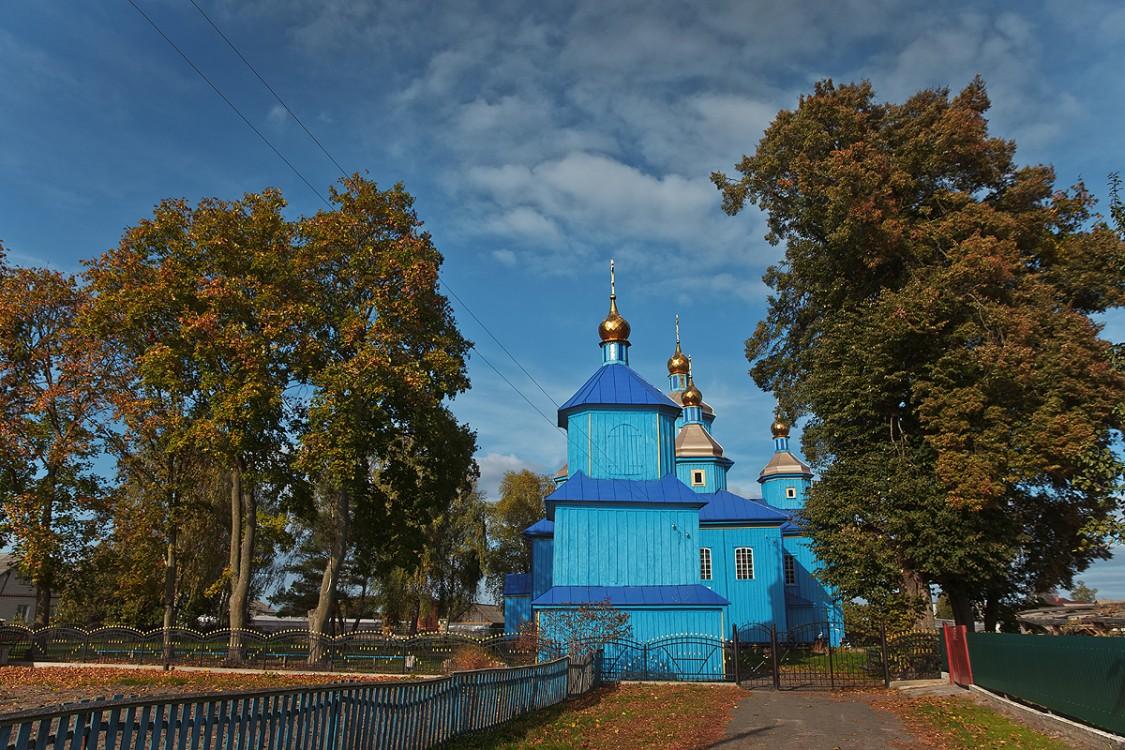 Церковь Илии Пророка, Велемичи