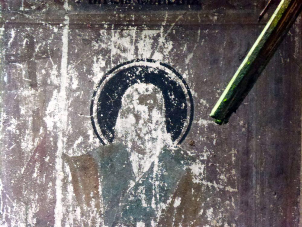 Ивановская область, Гаврилово-Посадский район, Владычино. Церковь Георгия Победоносца, фотография. интерьер и убранство