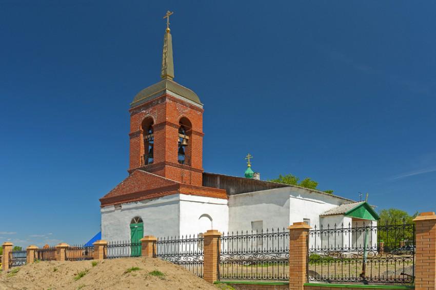Церковь Богоявления Господня, Утятское