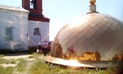 Церковь Богоявления Господня - Утятское - Притобольный район - Курганская область