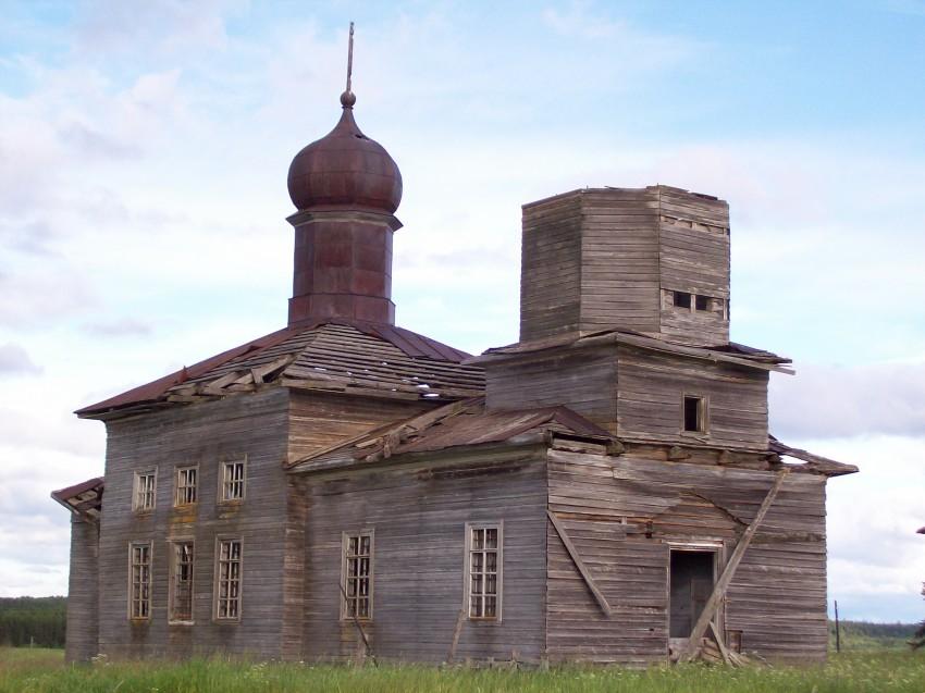 Церковь Богоявления Господня, Чикинская