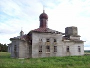 Церковь Богоявления Господня - Чикинская - Пинежский район - Архангельская область