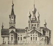 Церковь Покрова Пресвятой Богородицы - Воронок - Стародубский район и г. Стародуб - Брянская область