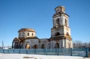 Елшанка. Казанской иконы Божией Матери, церковь