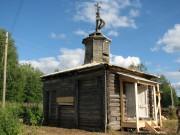 Часовня Георгия Победоносца - Фроловская (Чисть) - Верховажский район - Вологодская область