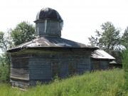 Часовня Успения Пресвятой Богородицы - Писунинская (Кривые) - Верховажский район - Вологодская область