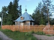Часовня Введения Пресвятой Богородицы во Храм - Аверинская - Сямженский район - Вологодская область