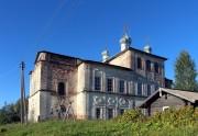Церковь Троицы Живоначальной - Шелота (Макаровская) - Верховажский район - Вологодская область