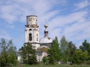 Церковь Вознесения Господня - Славянка - Кирилловский район - Вологодская область