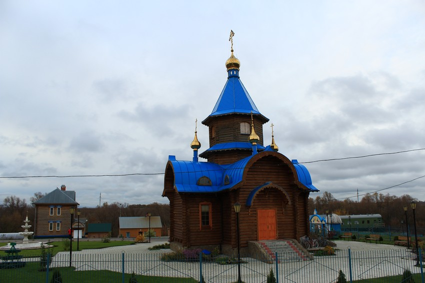 Самарская область, Ставропольский район, Ташла. Троицкий женский монастырь. Церковь иконы Божией Матери