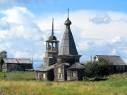 Церковь Параскевы Пятницы-Воймозеро-Онежский район-Архангельская область-uchazdneg