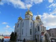Харьков. Софии, Премудрости Божией в Залютине, церковь