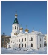 Собор Воскресения Христова (воссозданный) - Омск - Омск, город - Омская область