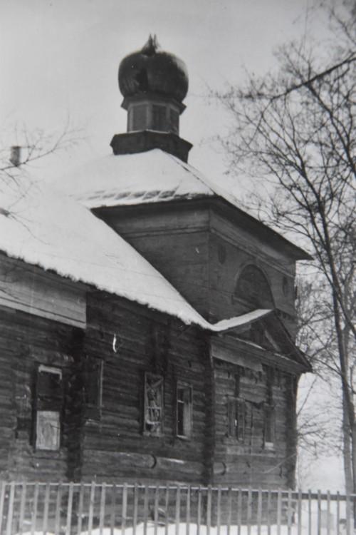 Церковь Никиты мученика на Никитском, что на Дрезне, погосте, Бывалино