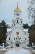 Церковь Рождества Христова - Фрязино - Щёлковский городской округ и г. Фрязино - Московская область