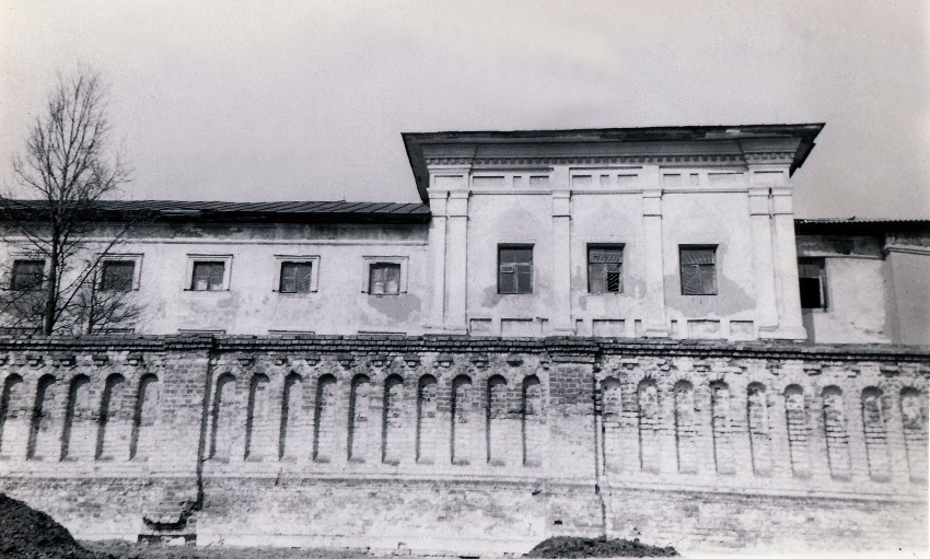 Спасо-Преображенский Гуслицкий монастырь. Церковь иконы Божией Матери