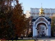 Михайловский Златоверхий монастырь. Неизвестная часовня - Киев - Киев, город - Украина, Киевская область