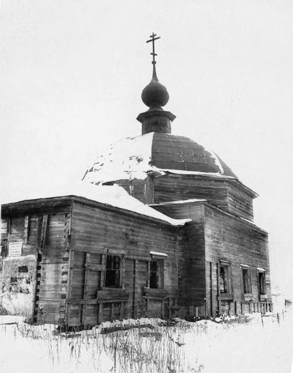 Церковь Спаса Нерукотворного Образа в Медведевой Пустыни, Пустынь
