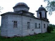 Церковь Казанской иконы Божией Матери - Верхний Рубеж - Вытегорский район - Вологодская область