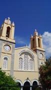 Церковь Пантелеимона Целителя - Сиана (Siana) - Южные Эгейские острова (Περιφέρεια Νοτίου Αιγαίου) - Греция