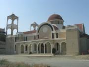 Церковь Пантелеимона Целителя - Какопетрия - Никосия - Кипр