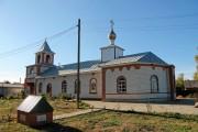 Мастюгино. Сергия Радонежского, церковь