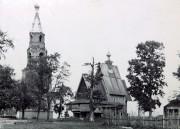 Церковь Спаса Преображения - Спас-Вёжи - Костромской район - Костромская область