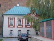 Богоявленский мужской монастырь - Тверской - Центральный административный округ (ЦАО) - г. Москва