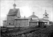 Церковь Рождества Иоанна Предтечи - Погорелец - Мезенский район - Архангельская область
