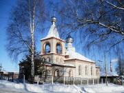 Церковь Николая Чудотворца - Верещагино - Верещагинский район - Пермский край