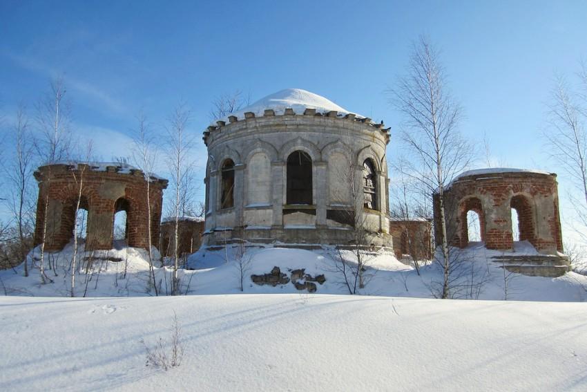 Церковь Рождества Христова, Станишино