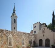 Горненский женский монастырь. Церковь Иоанна Предтечи - Иерусалим (Эйн-Карем) - Израиль - Прочие страны