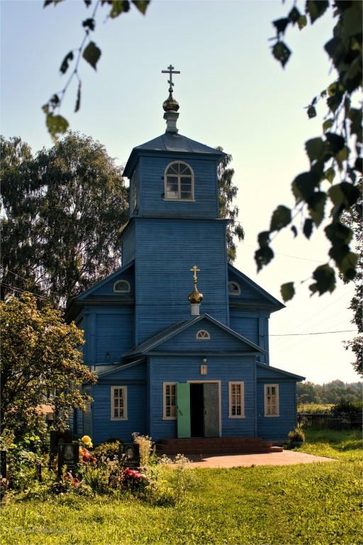 Церковь Рождества Пресвятой Богородицы, Дурасово