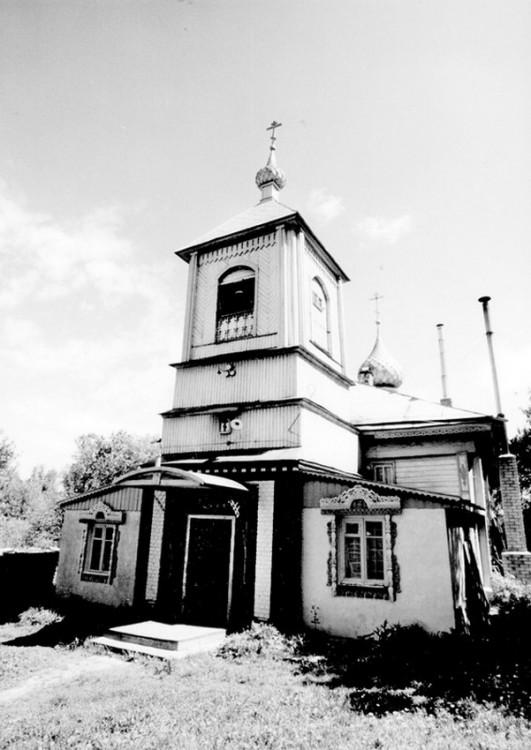 Церковь Рождества Пресвятой Богородицы, Дворищи