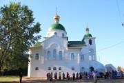 Церковь Серафима Саровского - Энем - Тахтамукайский район - Республика Адыгея