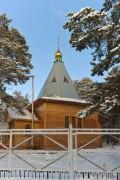 Увал. Георгия Победоносца при пограничном институте, церковь