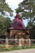 Церковь Георгия Победоносца при пограничном институте - Увал - Курган, город - Курганская область