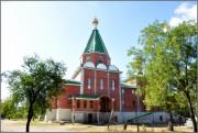 Тирасполь. Введенско-Пахомиев монастырь. Церковь Сретения Господня